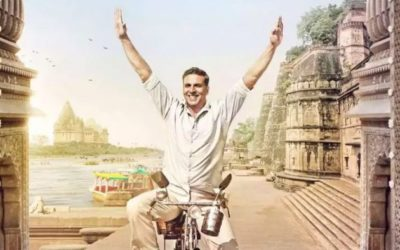 Akshay Kumar leaves no stone unturned in Pad Man's movie marketing