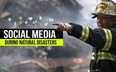 How would you use Social Media during natural disasters?