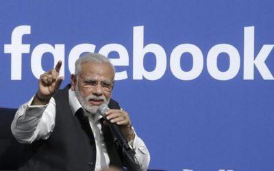 Get 3 lakh 'genuine' Facebook likes each, Modi tells BJP MPs