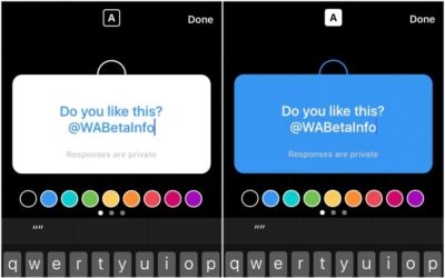 Instagram's Working on a New Q and A Sticker Option for Instagram Stories
